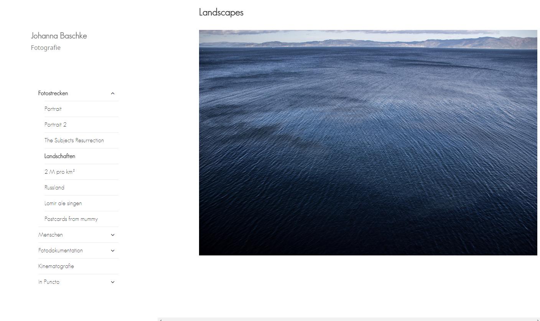 Johanna Baschke | Fotografin