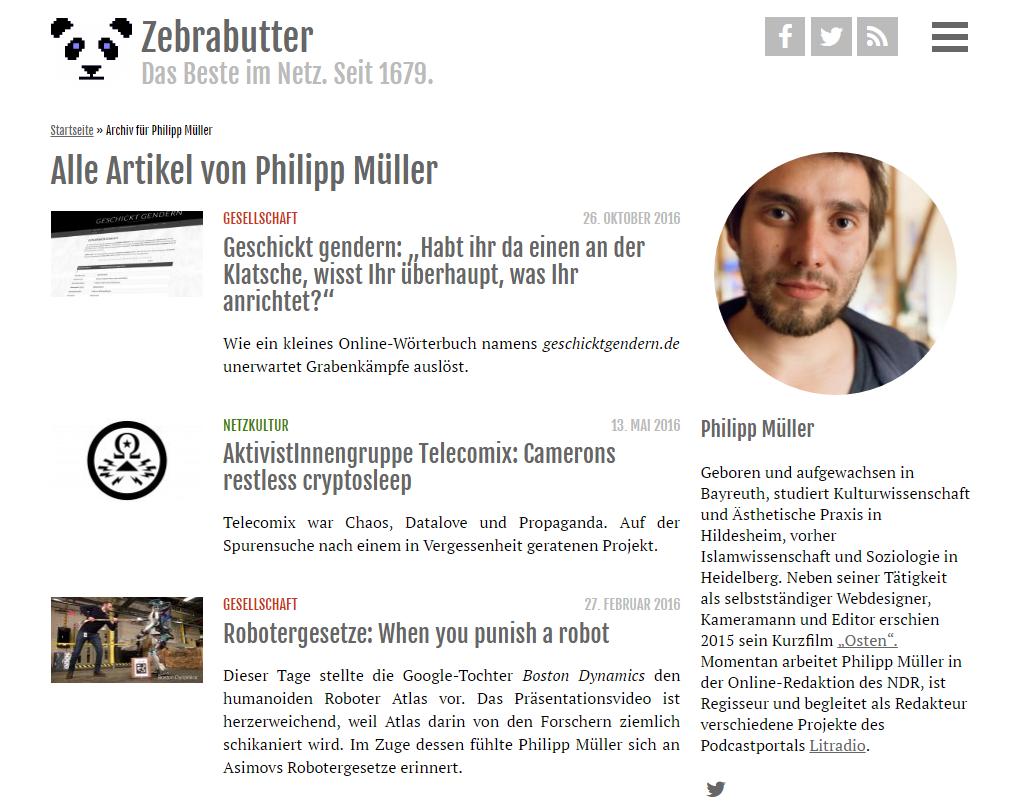 zebrabutter.net